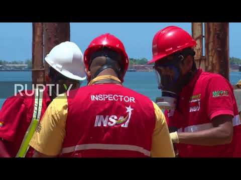 Venezuela: Russian wheat shipment arrives at the port of Puerto Cabello