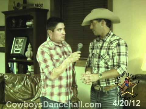 4/20/12 Aaron Watson Interview Cowboys Dancehall