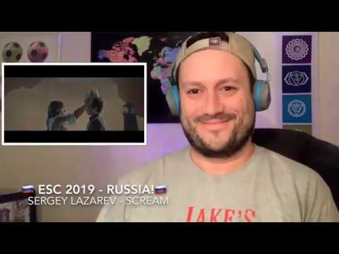 🇷🇺ESC 2019 Reaction to Russia!🇷🇺