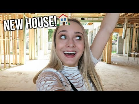 Download Youtube: WE ARE BUILDING A NEW HOUSE!