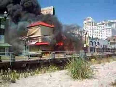 Atlantic City Fire