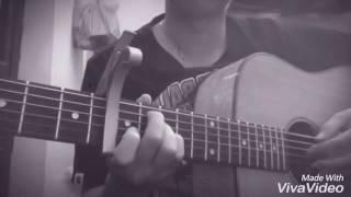 (guitar cover)Nhạt Nhòa Yêu Thương