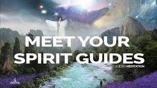 Download lagu MEET YOUR SPIRIT GUIDES (Guided Meditation) 528Hz