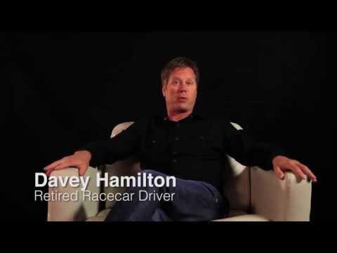 """My scar meansI can follow my dreams."" Davey Hamilton 30 Second"