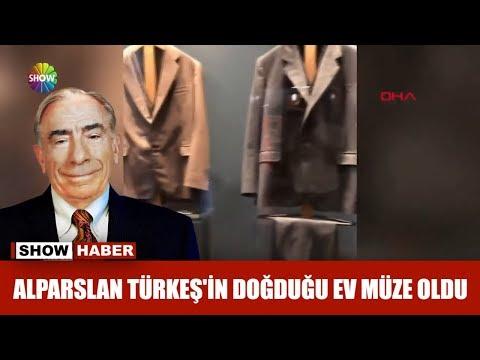 Alparslan Türkeş'in doğduğu ev müze oldu