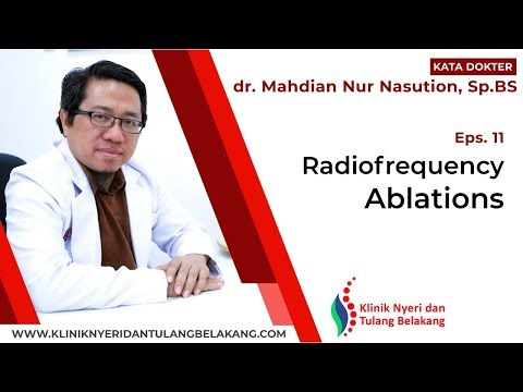 Dokter Mahdian - Radiofrequency Ablations - Kata Dokter Eps. 11