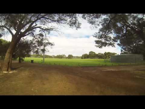 FPV Maida Vale Nature Reserve Perth Acro Practise