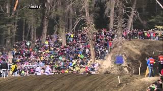 Jeffrey Herlings crash MXGP of Patagonia Argentina Race 1 2015 - motocross