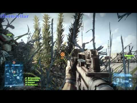 Battlefield 3 Kharg Island Rush Attacking