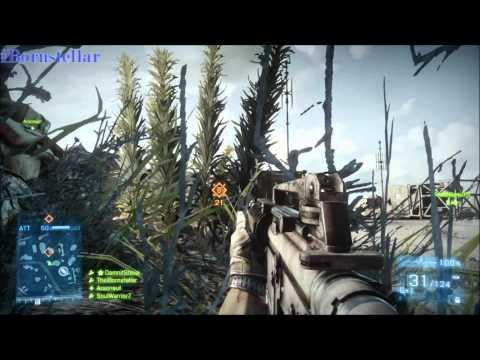Battlefield 3 Kharg Island Rush Attacking