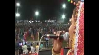 Radhe Raas Garba, Ahmedabad - 2011 - Hema Trivedi - Day 5 Part 2
