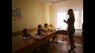 Фрагмент урока в First Decision - апрель 2014 г., 8-9 лет, Beginner (Pre-A1) / Primary
