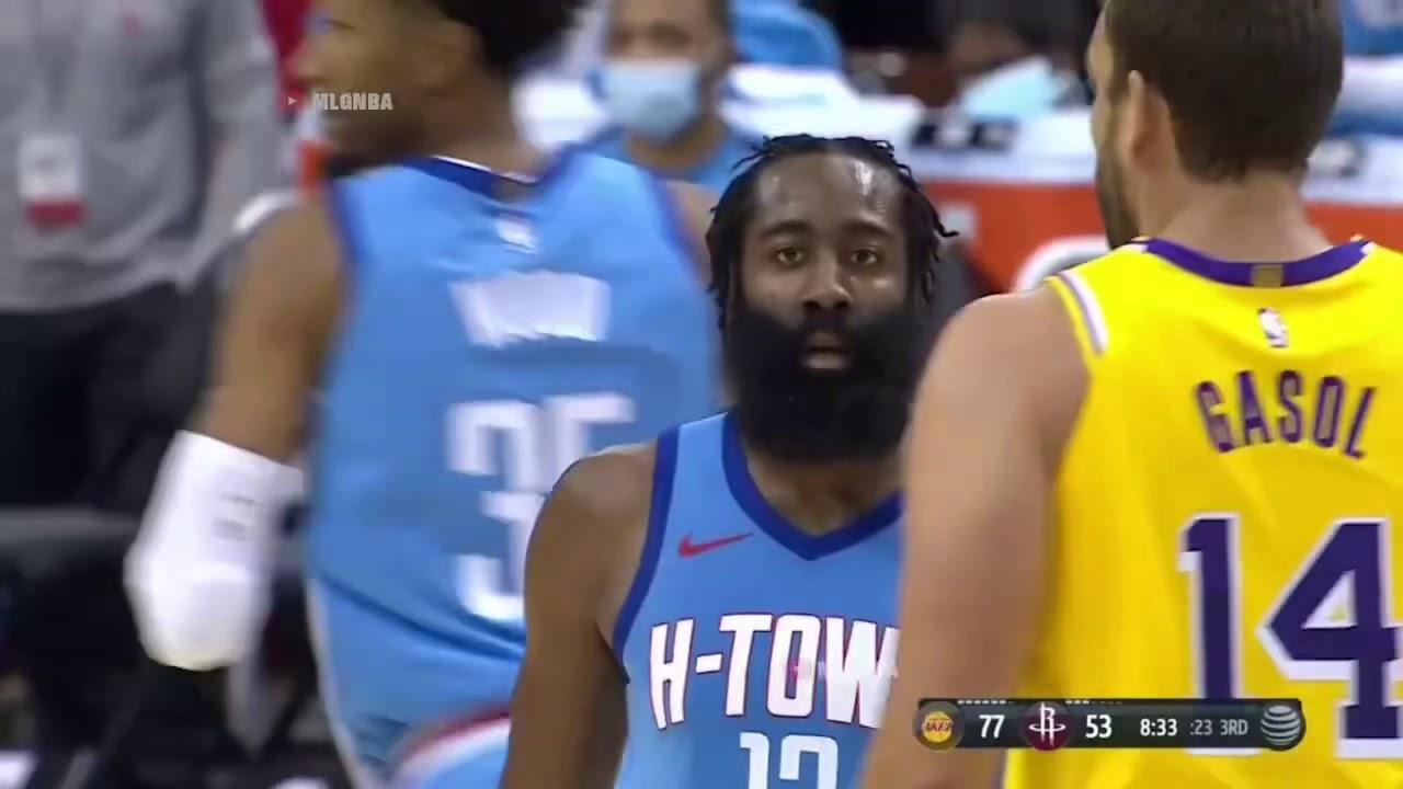 Download Los Angeles Lakers vs Houston Rockets - Full Game Highlights   Jan. 12 2021 NBA SEASON