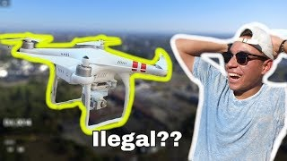 VOLANDO UN DRON POR PRIMERA VEZ  || Roy Zamora