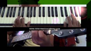 NEW HINDI CHRISTIAN SONG Tum Dil mai Aise Bus Gaye- Guitar/Keyboard Chords (victor benjamin)