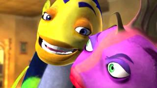 Shark Tale PC Game Intro