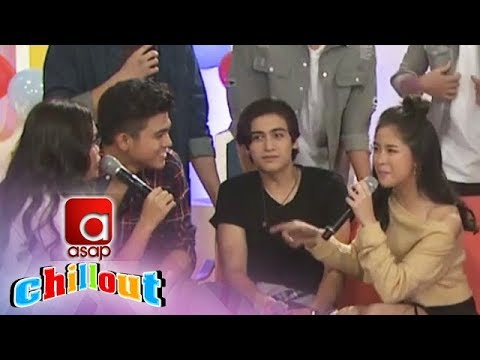 ASAP Chillout: How Kisses and Marco met for the first time?
