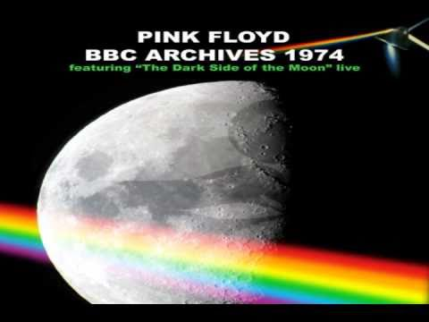 PINK FLOYD -  BBC -  ARCHIVES - 1974 - Featuring  -The Dark Side Of The Moon  LIVE - 01- 02- 03