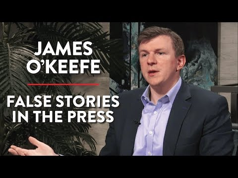 False Stories In The Press (Pt. 2) | James O'Keefe | MEDIA | Rubin Report