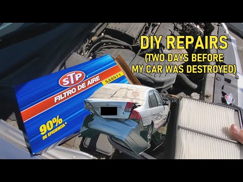 How to Replace Air & Cabin Filter on a 2005 Honda Civic EX