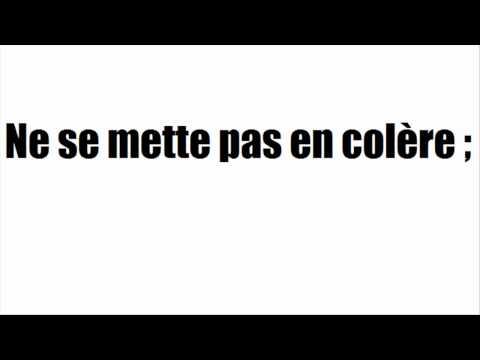 [Fables] [Karaoké] Le Loup et l'Agneau