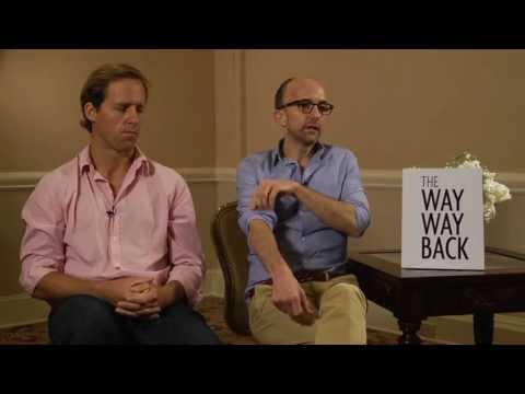 THE WAY WAY BACK Nat Faxon and Jim Rash