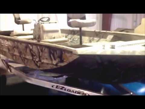 2015 Sea Ark Rxv 186 Hunting Fishing Boat Camouflage Doovi