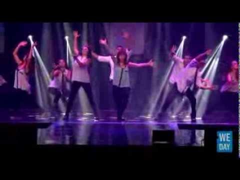 We Day Atlantic Canada 2013 - Opening dance