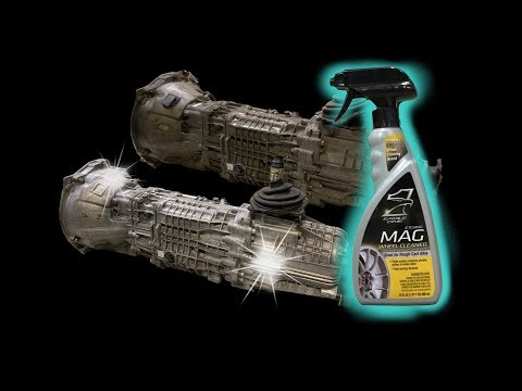 THE BEST ALUMINUM CLEANER ON THE MARKET!!