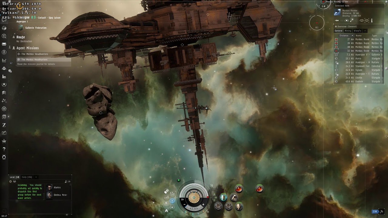 Eve Online Linux - Steam Play Proton - YouTube