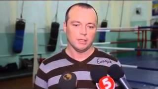 Олександр Тесленко - МСМК з боксу (ТВА)
