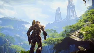 Anthem - Gameplay/Commentary [Part 1] - Goat Man's Glow Stick Rave Party Tutorial!