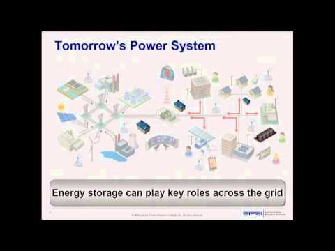 Haresh Kamath, Energy Storage and Renewable Energy, Carnegie