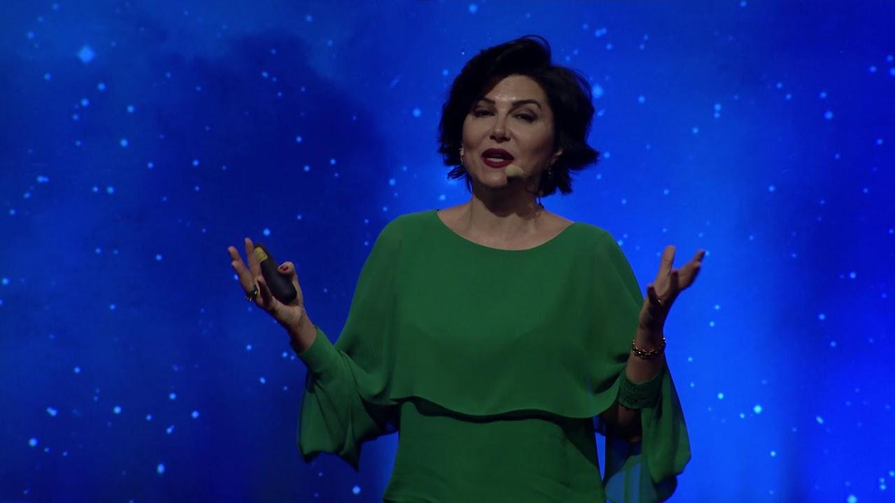 Topraklar Değil, Beyinler İşgal Ediliyor | Dr. Sedef Kabaş | TEDxMETUAnkara