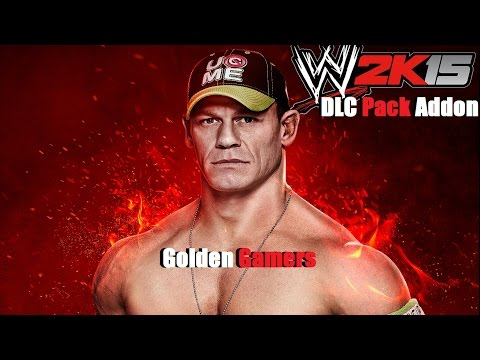 WWE 2K15 DLC Pack Addon: 11,1 GB
