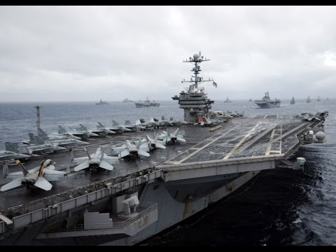 2015 Breaking news Japan USA China sea Navy presence Angers China WARNS retaliation