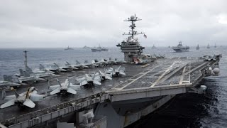 2015 Breaking news Japan USA China sea Navy presence Angers China WARNS retaliation
