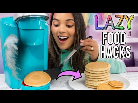 DIY Lazy Food Hacks EVERY Person Should Know!