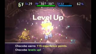 Let's Play Final Fantasy Fables: Chocobo's Dungeon 23: Tickle Therapy