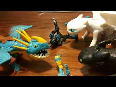 Как приручить дракона 3 часть. Спасут ли Беззубик и Дневная Фурия от гибели Громгильду?