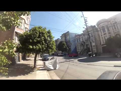 San Francisco -  GoPro Hero 3 -  720p