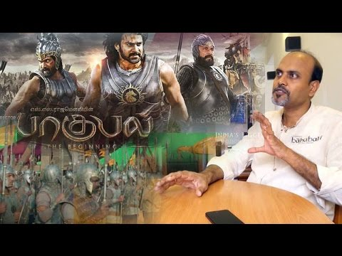 Film Roll | Baahubali VFX Supervisor Srinivas Mohan Interview | Tamil The Hindu