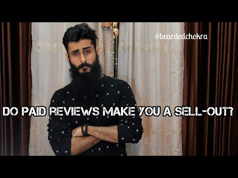 Why I do PAID REVIEWS and How I make money from YouTube