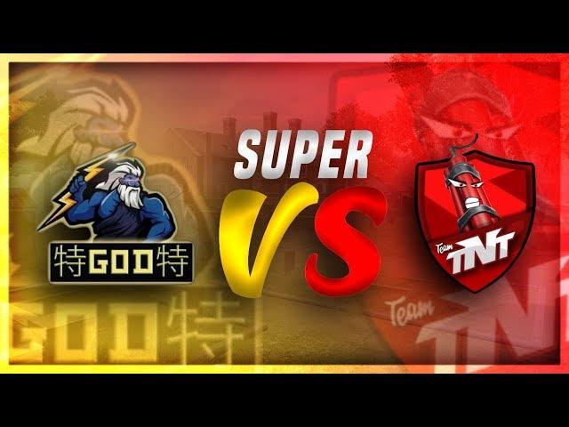 SUPER VERSUS//GOD VS TNT POR 20K DE DIAMANTES!!!!