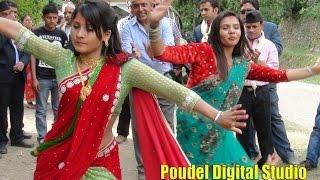 एस्तो रमाइलो पो गर्नुपर्छ बिहे मा जन्त जादा wedding of bishnu aryal gulmi