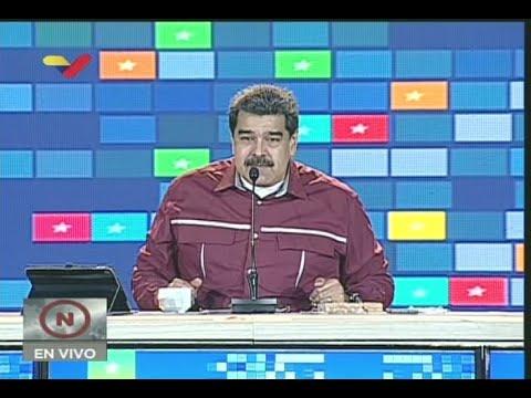 Maduro: ¡Me voy de la Presidencia si la oposición gana la Asamblea Nacional este domingo!