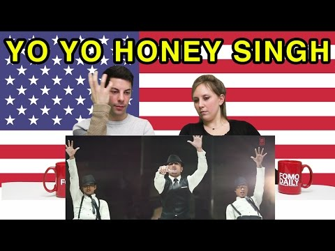 "Fomo Daily Reacts To Yo Yo Honey Singh ""Blue Eyes"""