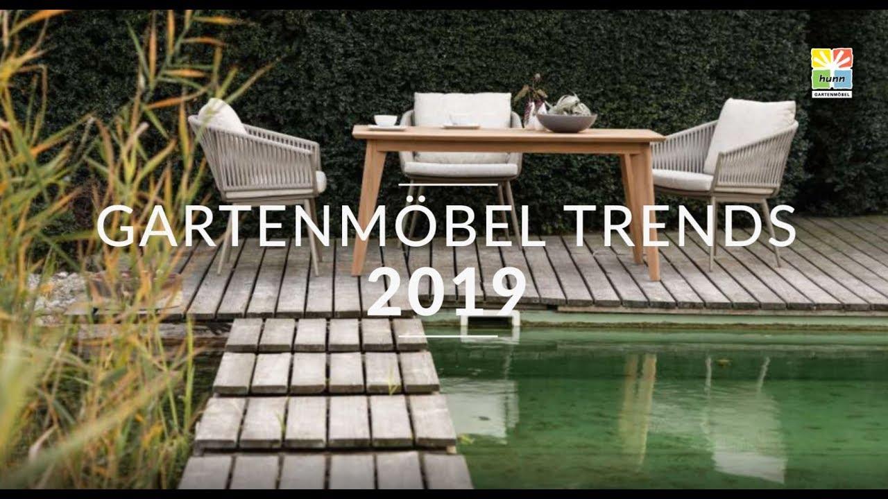 Gartenmöbel Trends Innovationen 2019 Youtube
