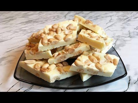 Бурфи / Десерт Бурфи / Восточная Сладость / Burfi From Whole Milk / Barfi Candy / Простой Рецепт