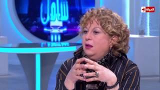 بالفيديو.. سمية الألفي: فاروق الفيشاوي حب عمري
